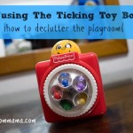 Diffusing The Ticking Toy Bomb