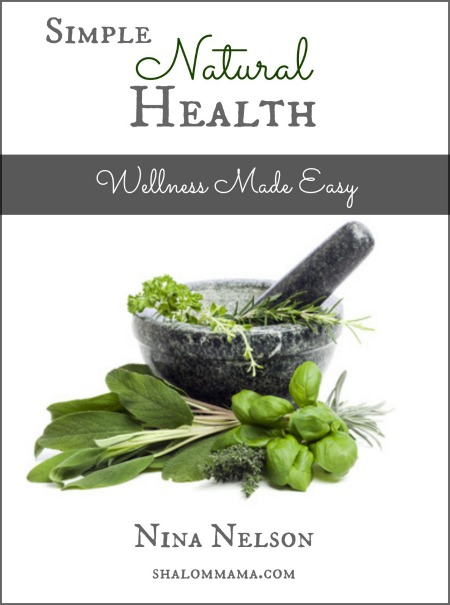 Simple Natural Health cover
