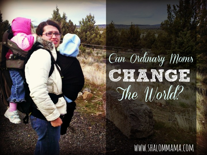 Can Ordinary Moms Change the World?