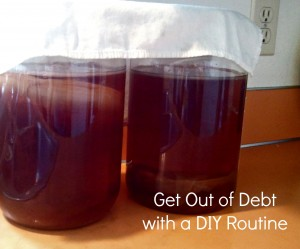 Get Out of Debt with a DIY Routine | Shalom Mama