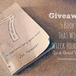 Giveaway: 5 Books That Will Wreck Your Life (In a Good Way)