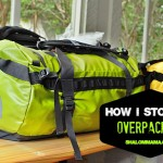 How I Stopped Overpacking