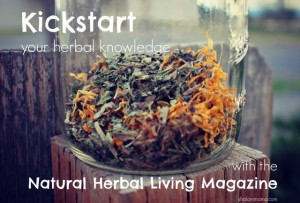 Kickstart Your Herbal Knowledge with the Natural Herbal Living Magazine