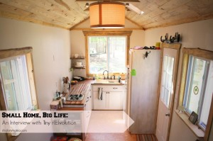 Small Home, Big Life An Interview with Tiny r(E)volution