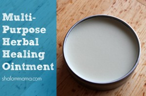 Multi-Purpose Herbal Healing OIntment