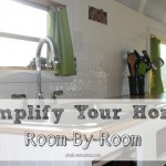Simplify Your Home, Room-by-Room