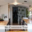 bus conversion tour