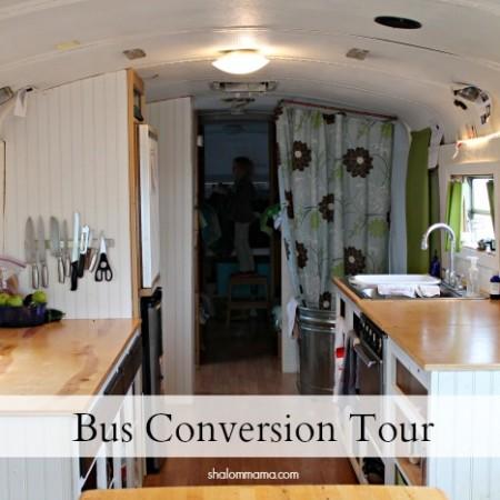 bus conversion tour