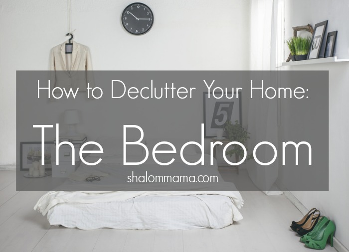 How To Declutter Your Home The Bedroom Tiny Apothecary