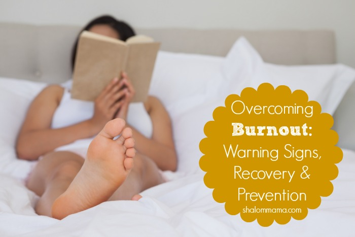 Overcoming Burnout: Warning Signs, Recovery and Prevention