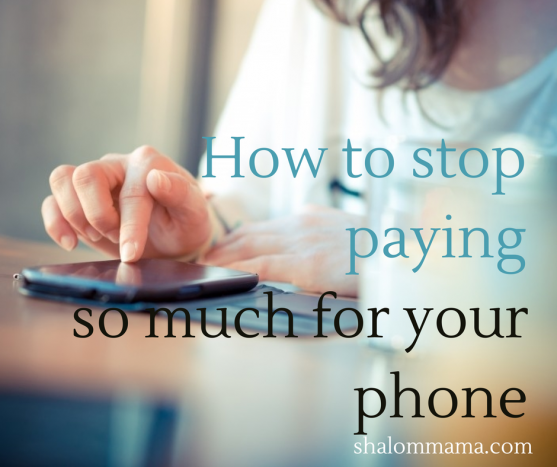 How to stop paying so much for your phone. Inexpensive phone service with excellent coverage. And no contracts!