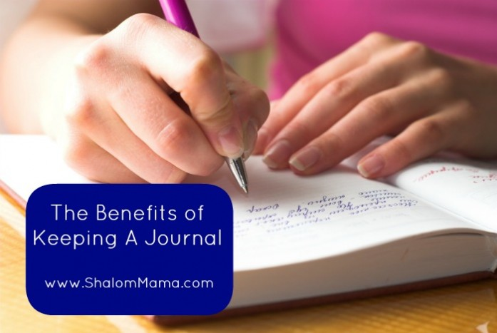 The Benefits of Keeping A Journal