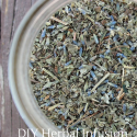 DIY Herbal Infusion for Stressed Moms