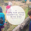 5 Tips for Using Essential Oils with Kids | Shalom Mama