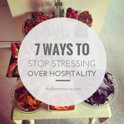 7 ways to stop stressing over hospitality (and actually enjoy yourself)