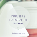 DIFFUSER &ESSENTIAL OIL