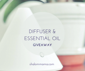ZAQ Diffuser + Essential Oil Trio Flash Giveaway
