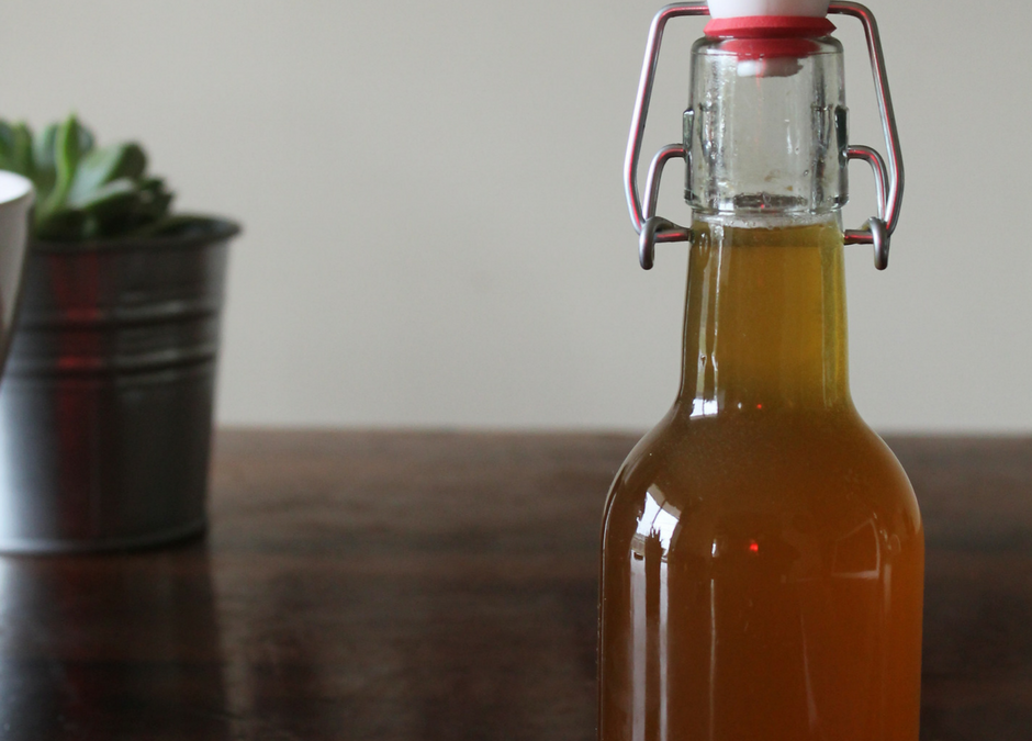 Easy Peasy DIY Honey Simple Syrup