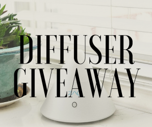 Flash Giveaway: ZAQ Noor Diffuser